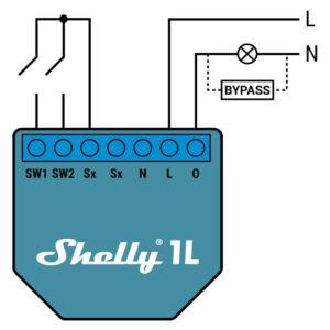 shelly 1l be nulinio laido schema